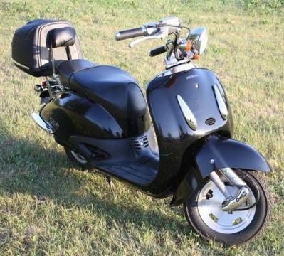 skuter Honda Joker / Shadow urocza dynamiczna maszynka :)