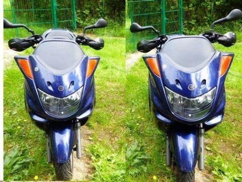 2002 Yamaha Majesty 250 - gotowa do jazdy, opłaty do 2019