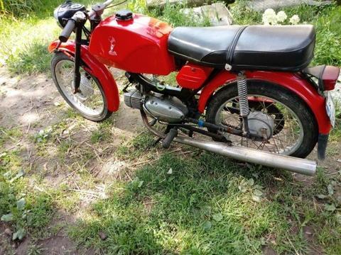 Motorower Jawa 50 sport/mustang z papierami