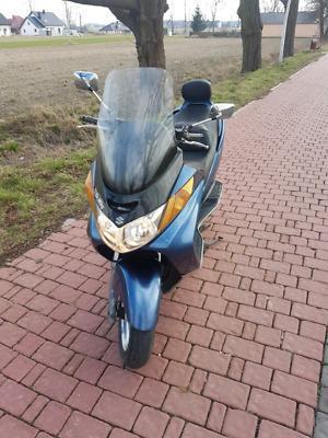 Suzuki Burgman 400 model k3