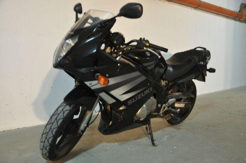 Suzuki GS500F sprzedam okazja