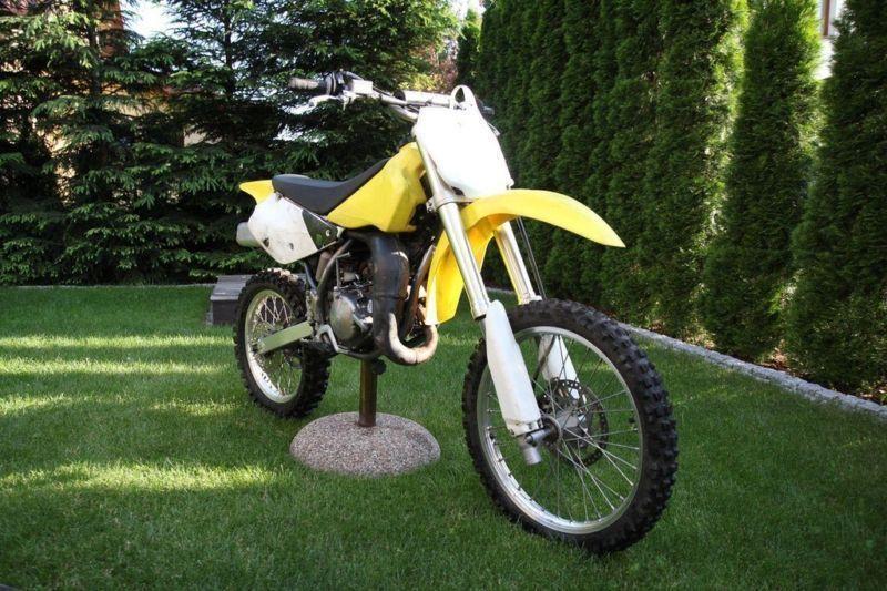 Cross Suzuki Rm85