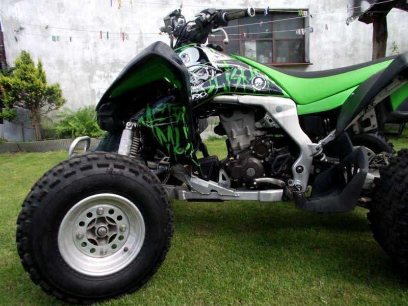 Kawasaki KFX R 2008r