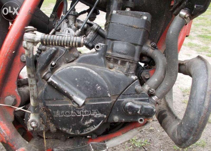Honda Mtx 2r 80tka Sprawdz