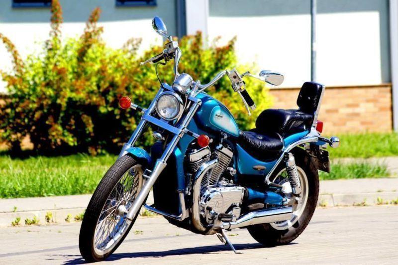 Sprzedam zadbany motor! Suzuki Intruder vs 800 (1996r)