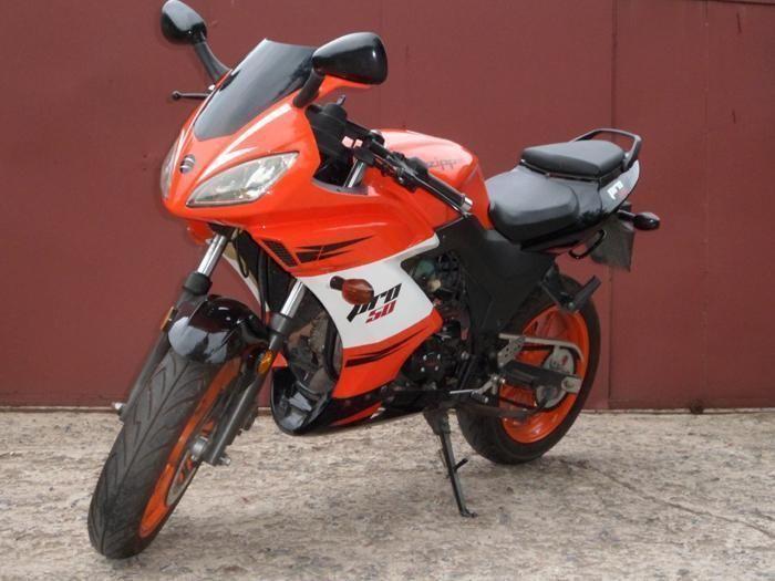 Motorower Zipp Pro 50