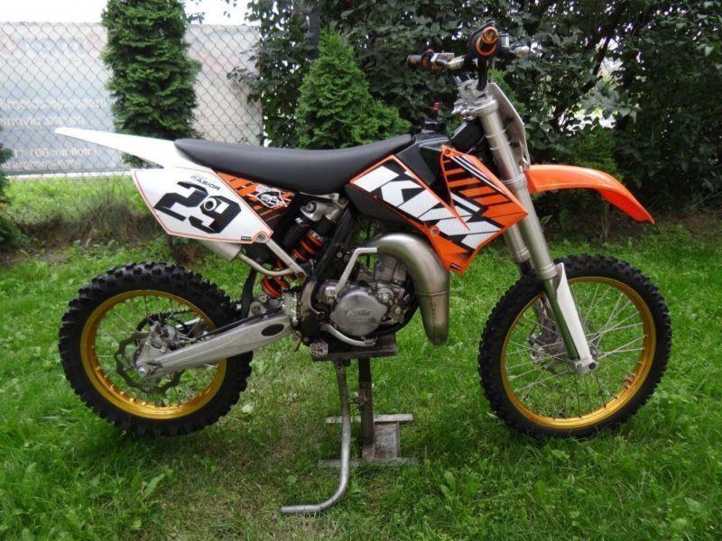 KTM sx 85 MX (nie kawasaki moto honda yamaha)