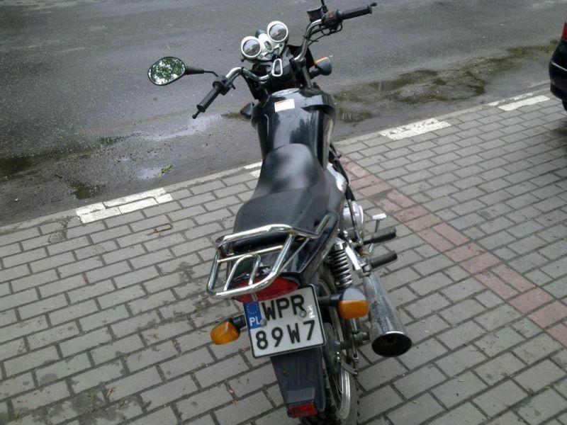 Motor ROMET Z-150-bardzo pilnie sprzedam