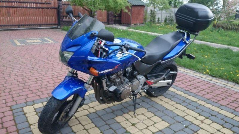 Poszukuję: Honda Hornet 600s - PILNIE !!!