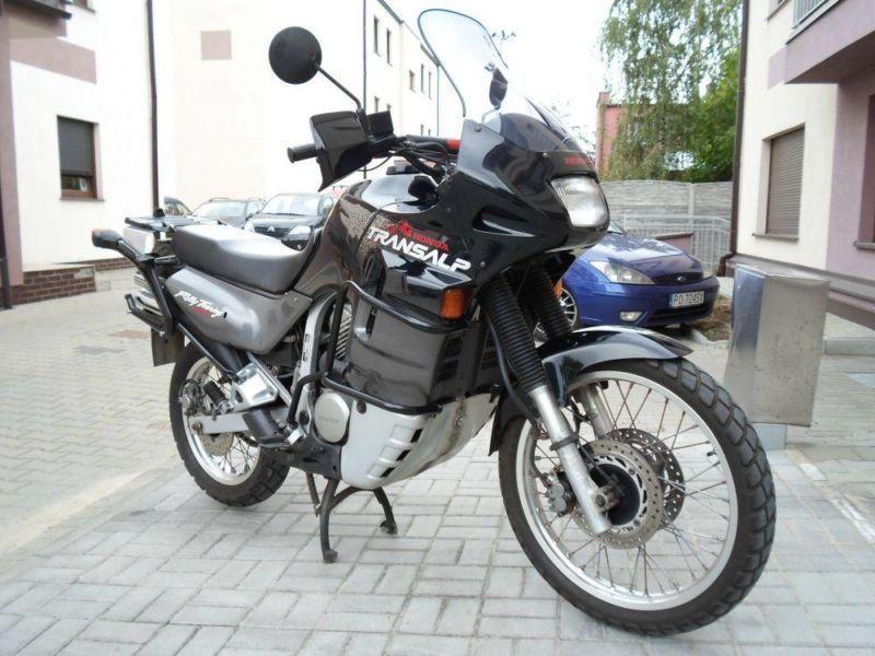 Honda XL 600 V Transalp 1998 Poznań