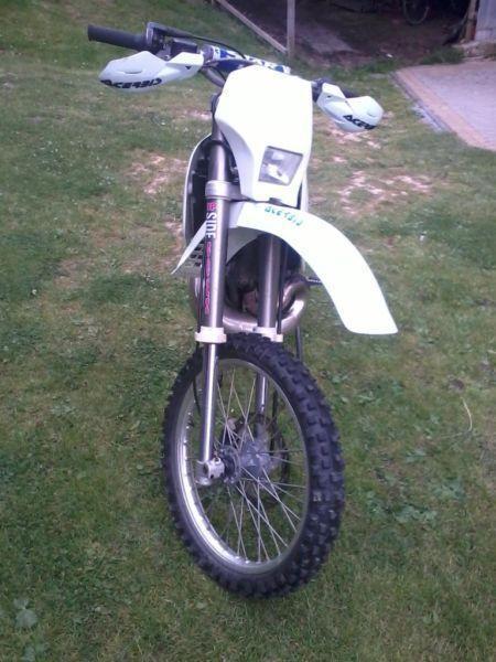 Sprzedam KTM 250
