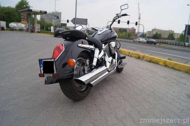 HONDA VTX 1300 RETRO! 2007 r. W IDEALNYM stanie! Zarejestrowany