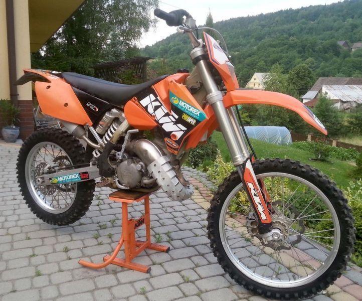 KTM EXC 125 2005