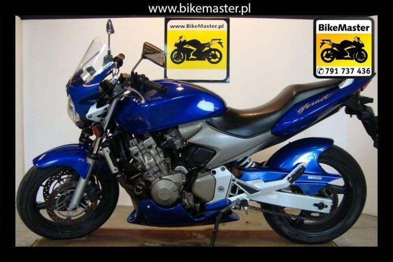 Honda CB 600 CB600 HORNET RATY!!!