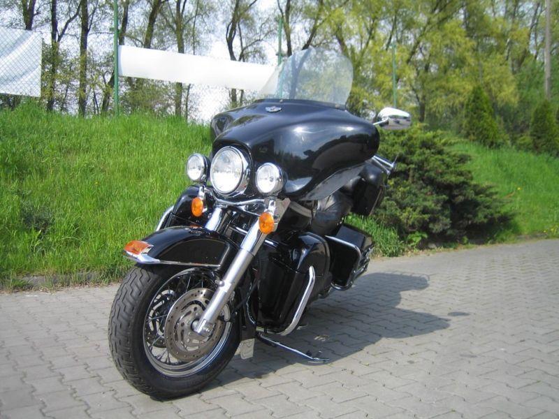 Harley Davidson Electra Glide 2003r Kraków