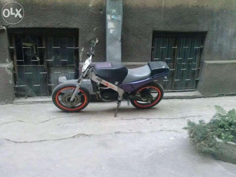Sprzedam lub zamienie Motor Benelli sprima!! 110/50 !!! Wawa!!!