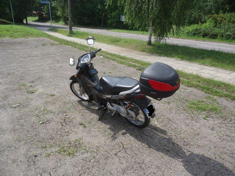sprzedam skuteromotocykl Honda ANF 125 I / Honda Innova