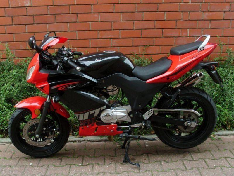 ZIPP PRO 80/50 REJ PL 300KM PRZEBIEG SKUP MOTOCYKLI 505-060-967