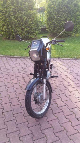 Simson S53 Habicht 1997r., 50cc