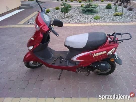 Skuter Baotian Motorower