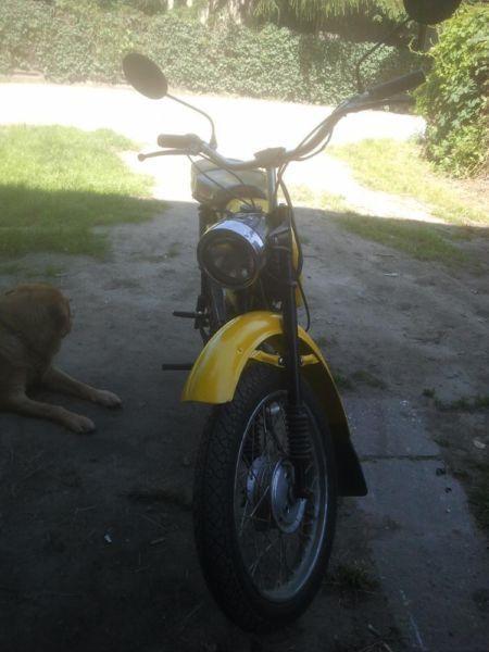 Jawa Mustang sprzedam lub zamienię Komar Wsk Jawa Shl