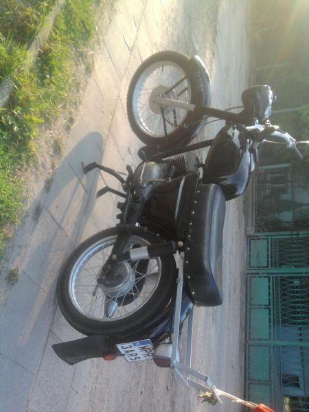 sprzedam lub zamienię WSK-125 Na Jawa Shl Komar Simson