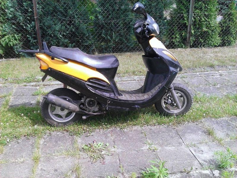 Sprzedam skuter marki baotian