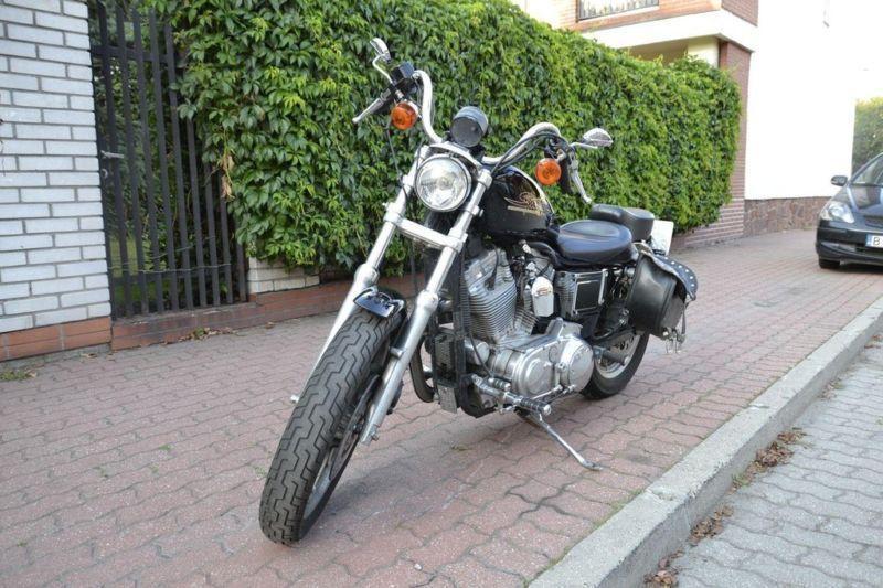 Harley Davidson Sportster 1200 cm3