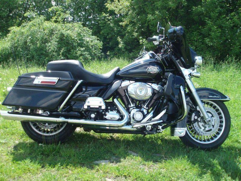 Harley-davidson Electra Glide Flhtcui