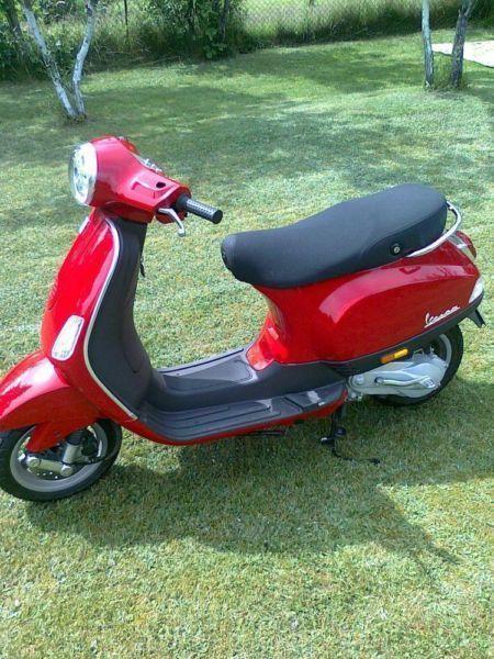 Sprzedam VESPA PIAGGIO LX-50