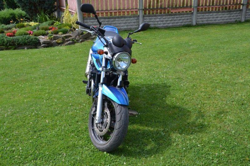 Motocykl Suzuki GSF 650