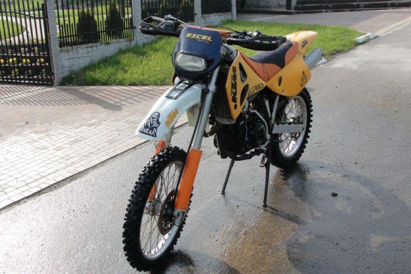 Poszukuję: KTM 620