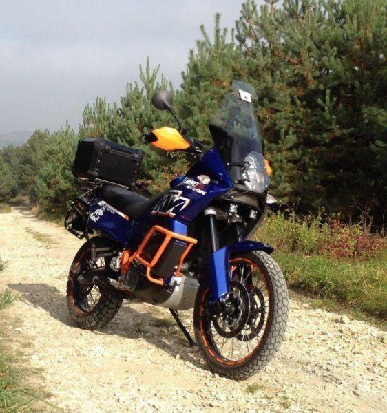 KTM LC 990 Adventure Dakar