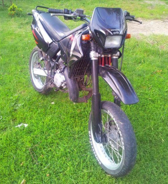 motorower/skuter Aprilia MX 50 AM6 nie RX DT SMT RCR XP6