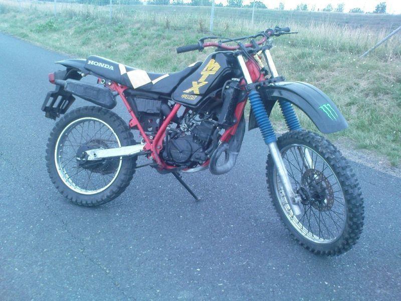 Honda MTX 80 Po remoncie + GRATISY!!!
