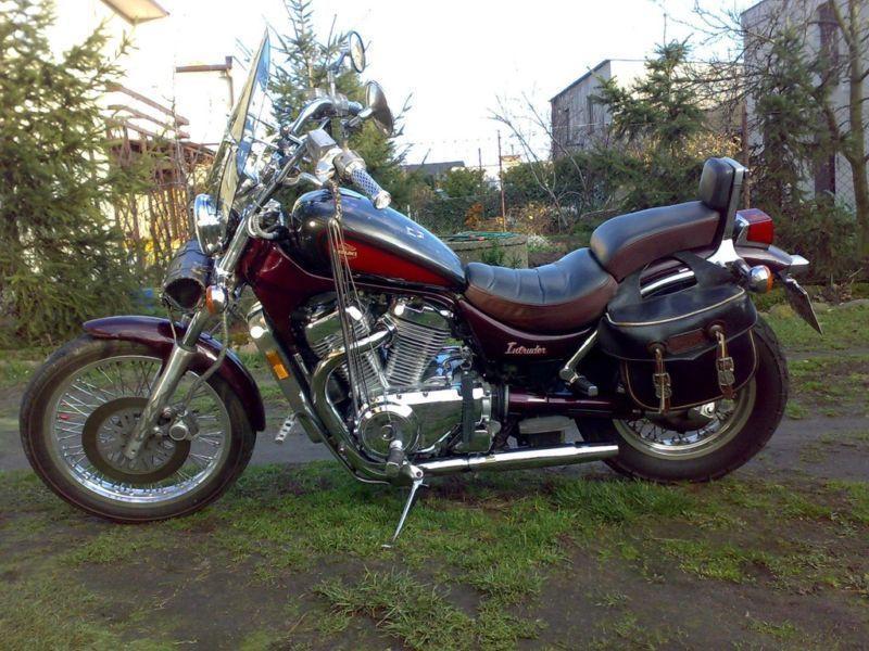 Sprzedam motocykl Suzuki Intruder