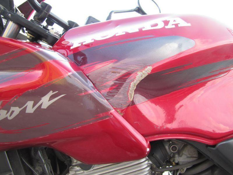 Honda CB 500S Silnik Igła